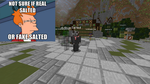 That moment a famous youtuber is on Minecraft... by Dragonborn337