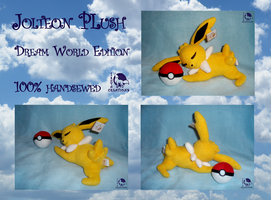 Jolteon Dreamworld by WolfPink