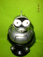 Bender Rubber Duck by Oriana-X-Myst