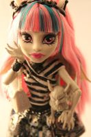 MONSTER HIGH Rochelle 3 by Gantaloupe