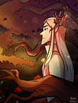 Thranduil by blargberries