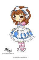 Enchanted Lolita by MIKEANGEL1
