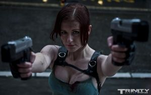 Lara Croft: TR Underworld cosplay by LisaMarieCosplay