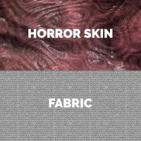 Horror Skin and Fabric Patterns by survivorcz