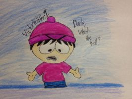Stan Marsh as Timmy Turner by VictorVoltfan1