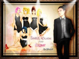 Smile, Click and Lie cover by lexisss