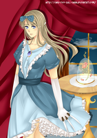 APH - Beauty is the Beast by vinnie-cha