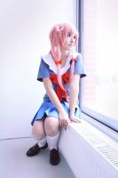 Gasai Yuno Cosplay 3 by DEATHNOTE---L
