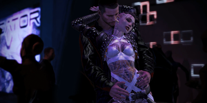 Dance the night away - ME3 version by Nightfable