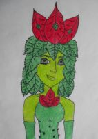 Flor realista (Flower realistic) by jackthedog4
