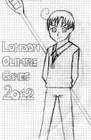 London Olimpic Games 2012- Romano by sognatrice94
