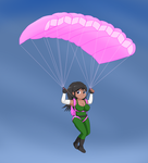 What Color Is Her Parachute: Z by phallen1