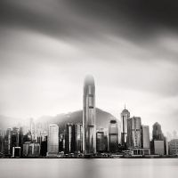 Hong Kong Island by Jez92