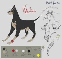 Adoptable Valentino CLOSE by Noahu