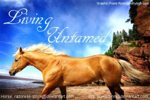 Living Untamed Profile Pic by PintabianDreamer1222