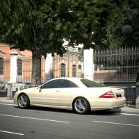 Mercedes-Benz CL 600 - GT5 by Cosworth40