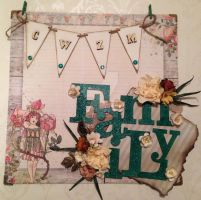 Scrapbooking - Picture - Family style by KittenontheKeys