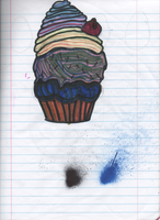 CUP CAKE CONTEST! ~ 400 point reward by Almost-Nameless