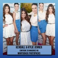 Photopack 273: Kendall and Kylie Jenner by PerfectPhotopacksHQ