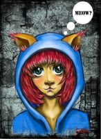 meow? by DariaGALLERY