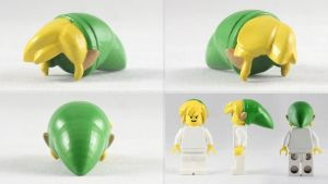 LEGO Toon Headpiece by mingles