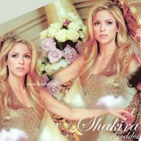 Goddess - Shakira by stefi-one