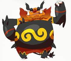 emboar by nastyjungle
