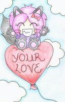 Your love... by narcotizedfear
