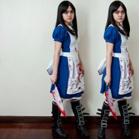Alice Liddell (Alice: Madness Returns) by patdes