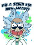 Splatoon Rick 2 by ecokitty