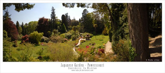 Japanese Garden, Powerscourt by radu-jm