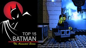 19 Top 15 Batman The Animated Series Episodes by Digger318