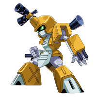 Metabee by flash-gavo