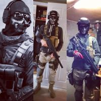 Ghost Loadout Comparison And Evolution by SpAxMaRiNe