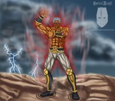 Raoh il Dominatore. by SpectralKnight