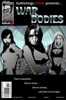 War Bodies Comic Cover by Ahrum