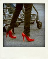the red shoes II by wasting-time88