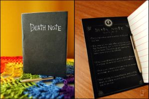 Death Note by excence