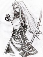 Sephiroth Son of Genova by bienmexicano
