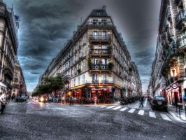 Somehow in Paris by UncleLeland