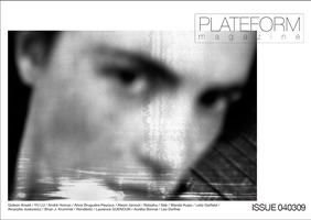 PLATEFORM ISSUE 040309 by PLATEFORM