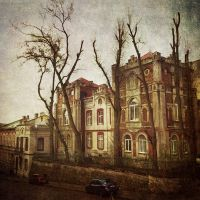 Postcards. Lviv 8-14 by Viand