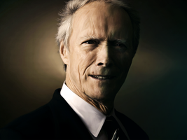 Clint Eastwood by 4ox-y