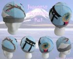 Japanese Scenery Hat by Demi-Plum