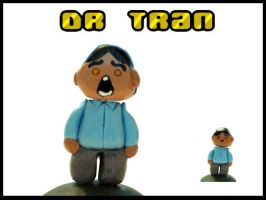 Q is for DR TRAN by chat-noir