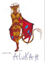 Creature: Alukah 2008 by Fosterpython