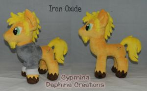 OC Commission Iron Oxide by Gypmina