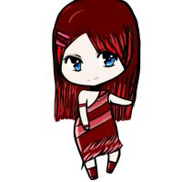 Chibi Adoptable ~ 6 -NAME YOUR PRICE- by BiahAdopts