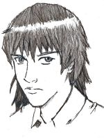 realistic anime face by Jhumperdink