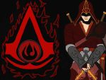 Assassins Creed crossover Avatar serie by SanTI9410